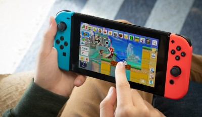 Résultats trimestriels: La Switch poursuit sa progression