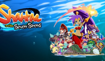 WayForward dévoile Shantae and the Seven Sirens