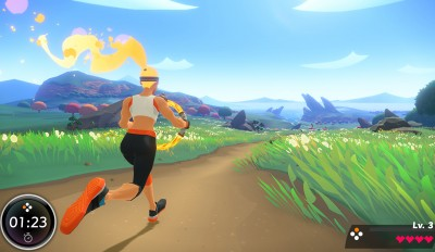 Nintendo dévoile son RPG de fitness Ring Fit Adventure