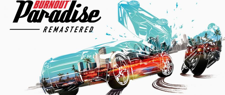 Burnout Paradise va chauffer ses pneus sur Switch