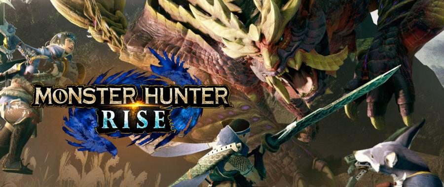Carton plein pour Monster Hunter Rise