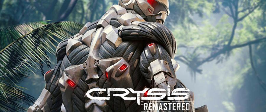 Crysis Remastered montre sa version Switch