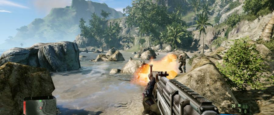 Crysis Remastered sortira finalement d