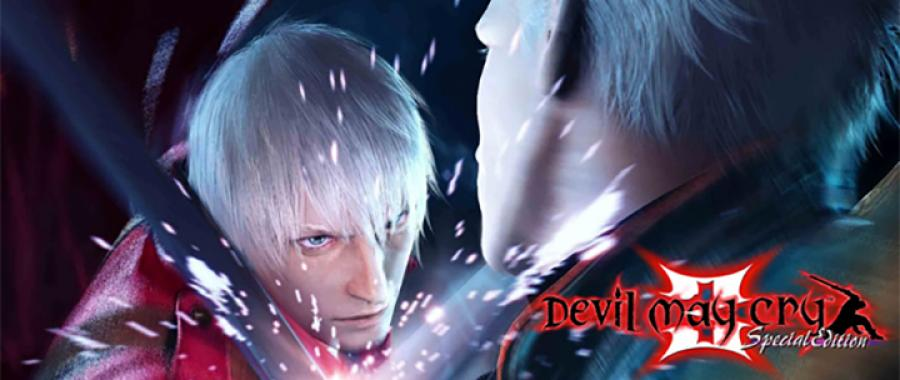 Devil May Cry 3 rejoint également le catalogue de la Switch