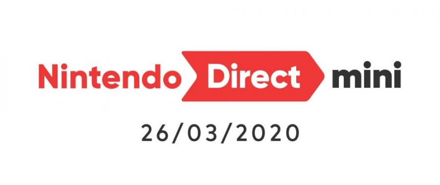 Récap du Nintendo Direct Mini du 26 mars 2020