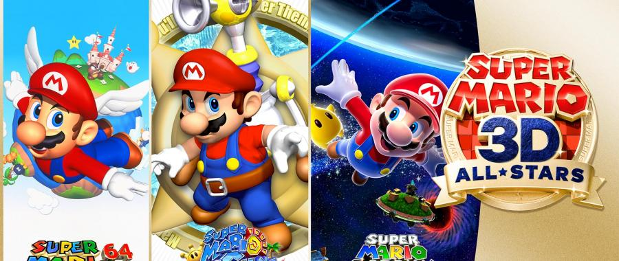 Super Mario 3D All-Stars permettra d
