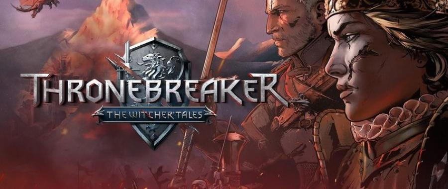 Thronebreaker : The Witcher Tales disponible sur Switch
