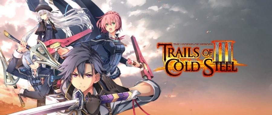 Trails of Cold Steel III fera son arrivée sur Switch