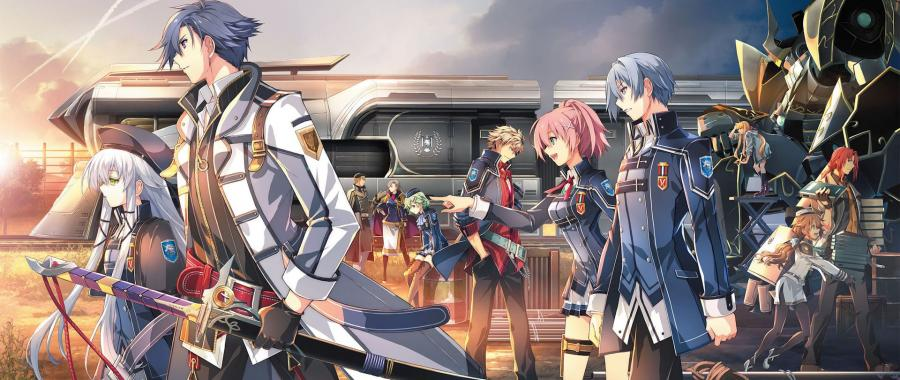 Trails of Cold Steel IV sera également sur Switch