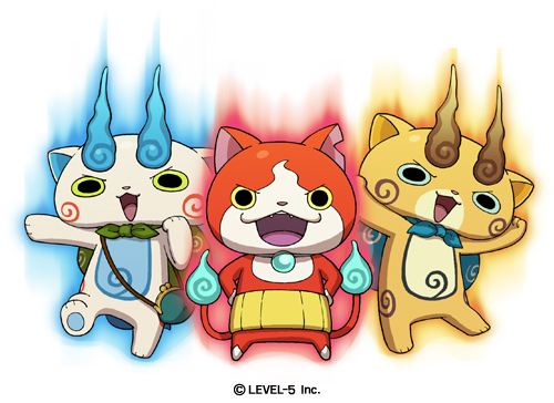 Plein de nouveaut s pour yo kai watch 3 g n ration nintendo for Chambre yo kai watch